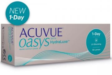 1 Day Acuvue Oasys with Hydraclear (30 шт.)