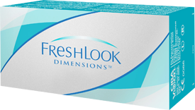 Fresh Look Dimensions (2 шт)