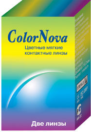 ColorNova Disco (2 линзы)