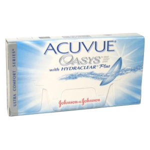 Acuvue OASYS with HYDRACLEAR (12 линз)