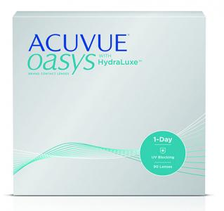 Линзы на 1 день 1 Day Acuvue Oasys with HydraLuxe (90 шт.)