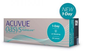 Acuvue Oasys 1-day with Hydraluxe for Astigmatism (30 шт.)
